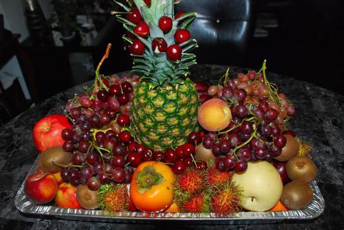果物は人工的に作られ過ぎた