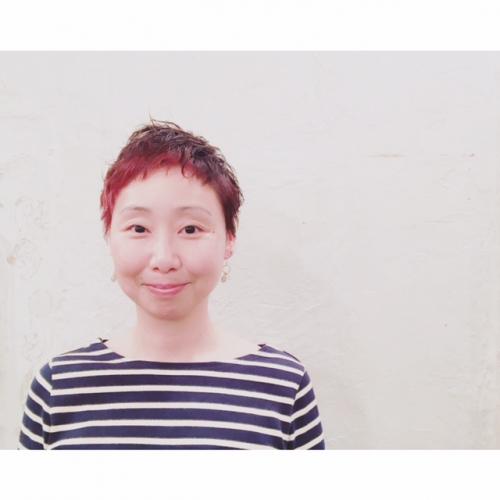 外国人風 ベリー ショート 渋谷 代官山