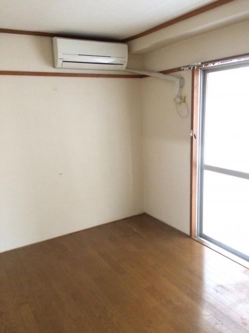 墨田区で空き部屋のエアコンクリーニング