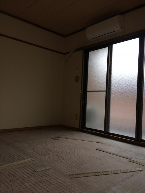 台東区の空き部屋エアコンクリーニング