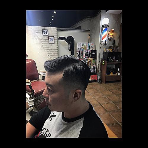 フェード 新潟 理容室 barber