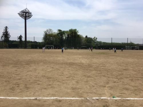 水戸市ジュニアユースチーム活動