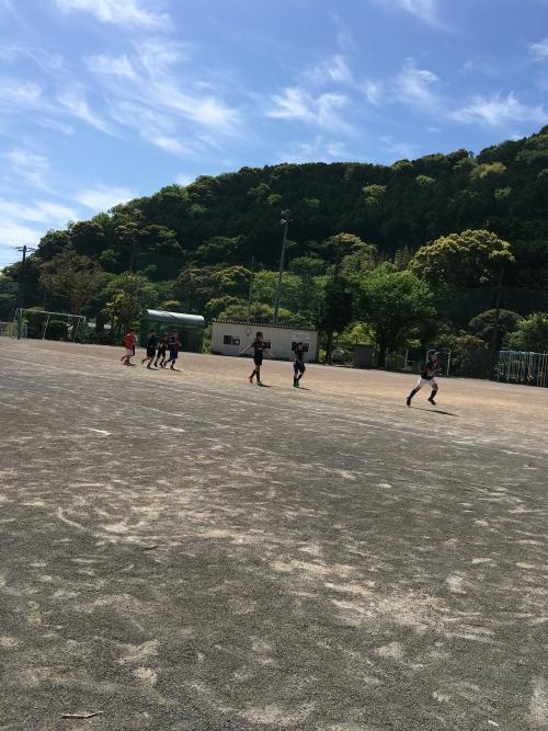 サッカー合宿3 日目