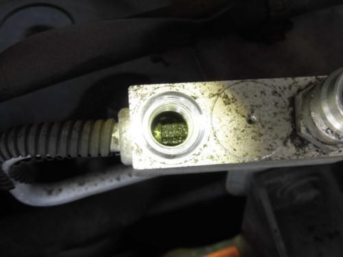 厚木市H様 S320Gアトレーワゴン/エアコンが効かない修理