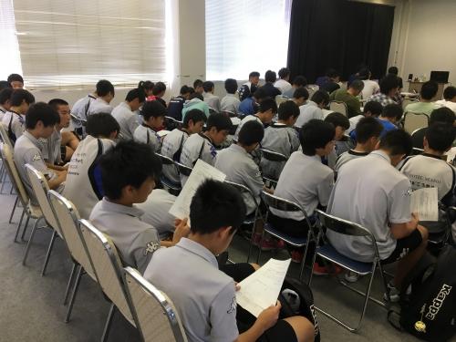 FC VIALA 審判講習会