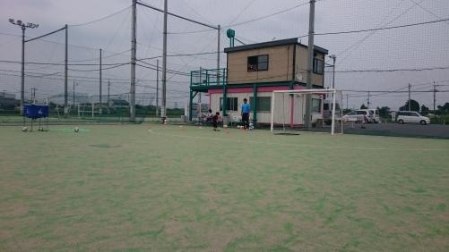 園児 サッカー 水戸市