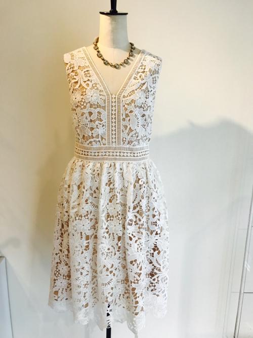 jaggy london レースドレス
