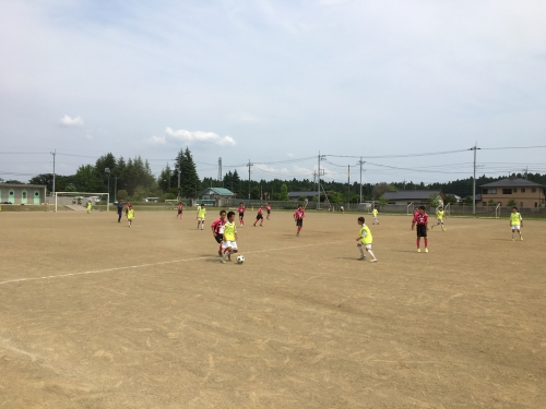 U13・LADIES IFAU15リーグ①