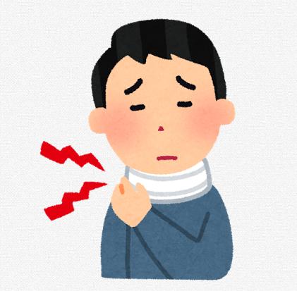 交通事故による頭痛について