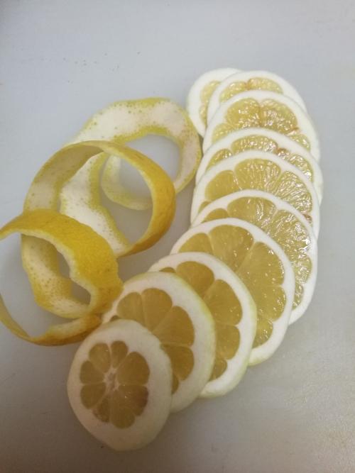 レモンの効果