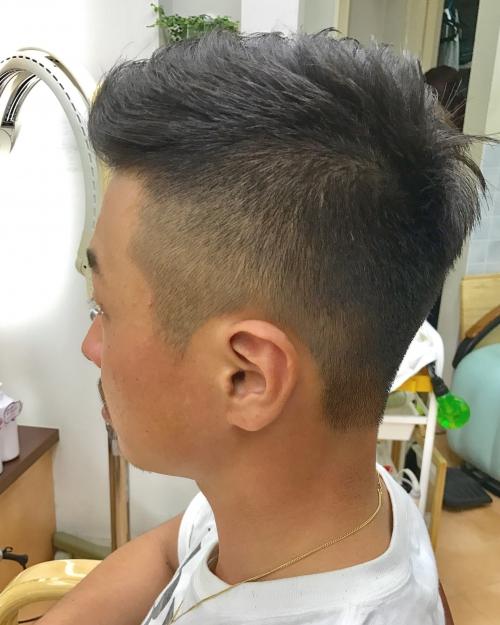 メンズヘアスタイル 刈り上げ  調布美容院