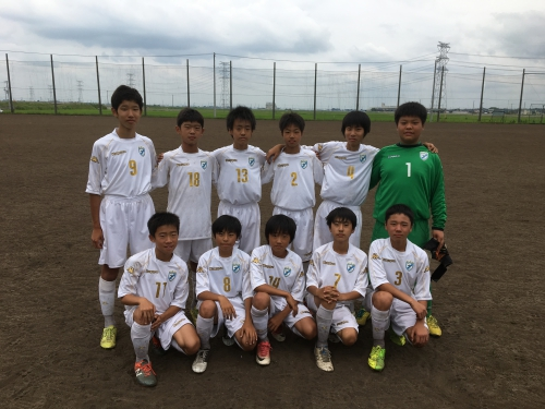 U13・LADIES 東日本復興支援リーグ第1節