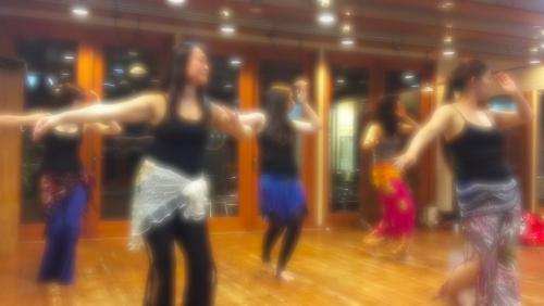 夏はベリーダンスjamijaの発表会がありますよ!