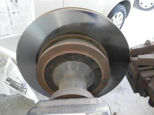 走行時の異音修理  RK5ステップワゴン