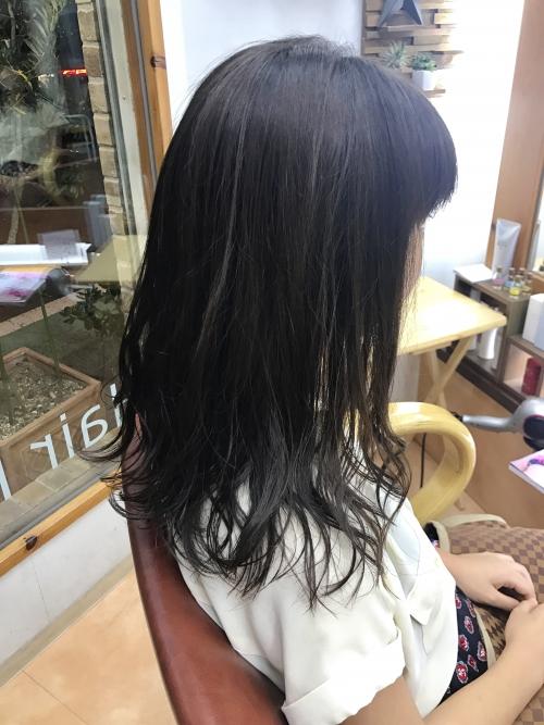 高校生、学生のヘアカラーのお客様☆ 調布美容院