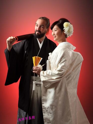 日本の思い出にジャパニーズフォトウェディングは如何!