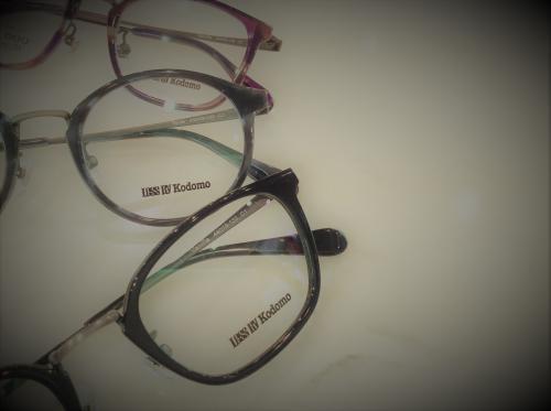 レスザンの子供用メガネ