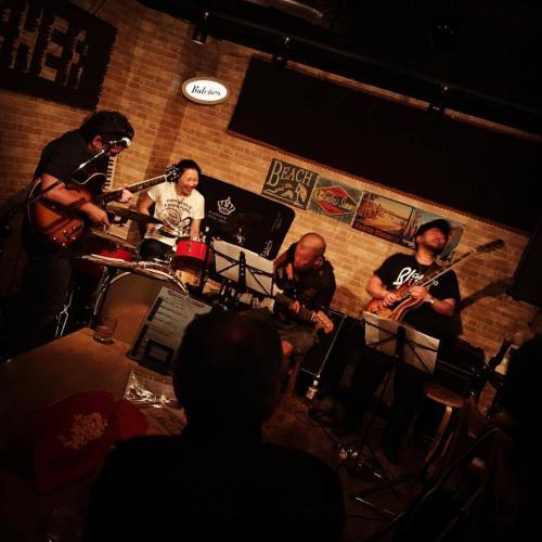 DAISUKE TAKAHASHI Blues Jam!