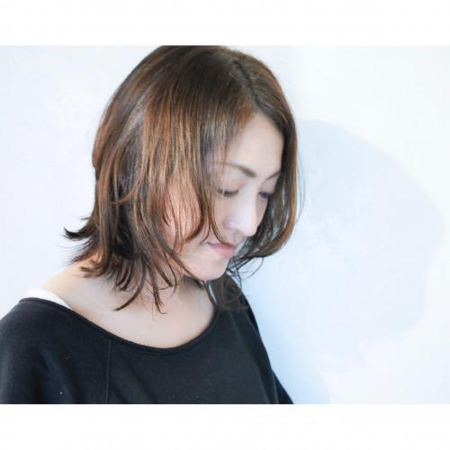 美容室 くせ毛を活かしたカット得意です♪ 代官山 恵比寿