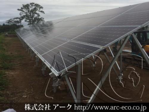 「洞爺湖町」太陽光工事現場情報を更新!