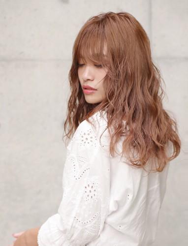 甘すぎないチュールヘア 【 ニシムラ カナ 】