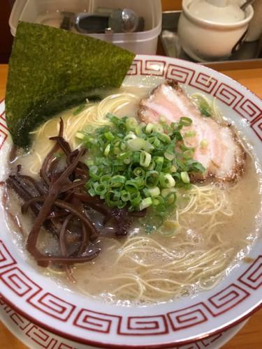 千歳烏山駅の美容院YOU徳田のおすすめラーメン