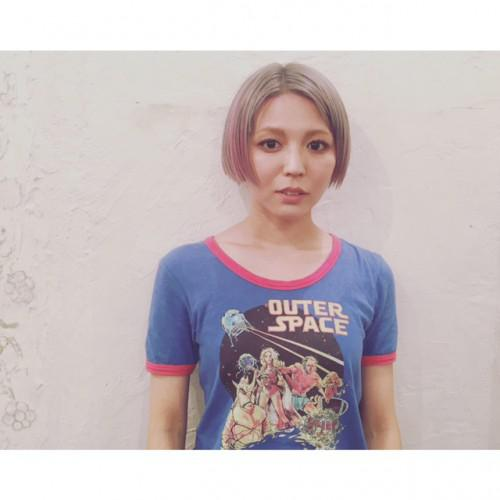 スモーキー ピンク / グレージュ / 代官山 美容室