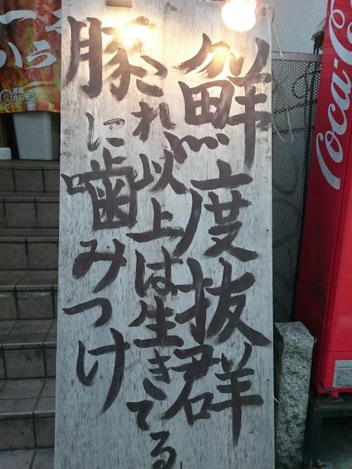 渋谷にいるなら房総ホルモンへ!!