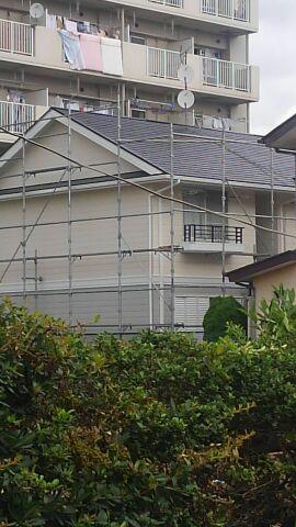 足立区、アパート、外壁、屋根、塗装