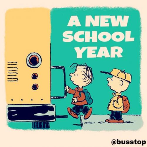 夏休みも終わり新学期が始まりました!
