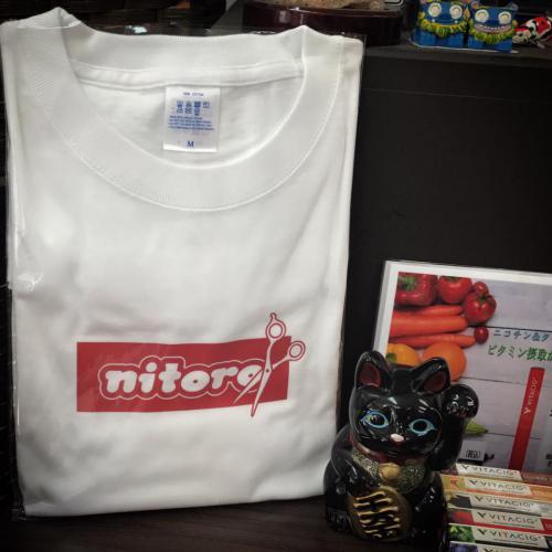 nitoro Tシャツ作りました