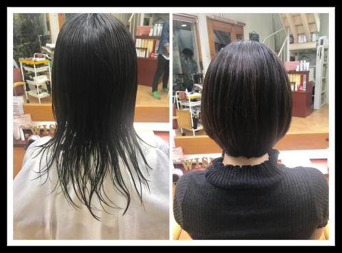 ショートボブスタイル☆  調布美容院