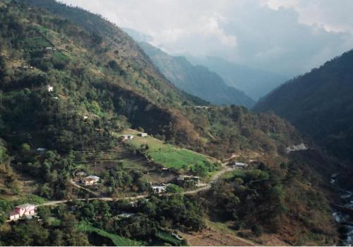 グァテマラ《世界文化遺産のアンティグア周辺》