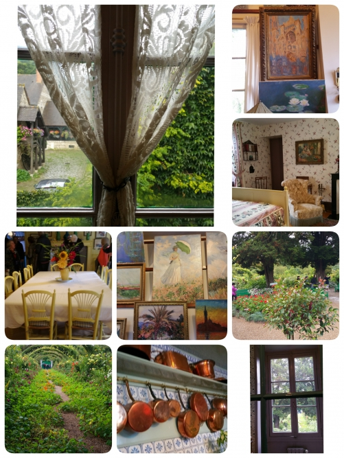モネの家と庭園 1