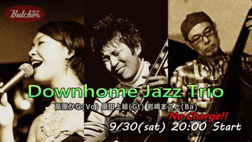 9/30 Jazz Night