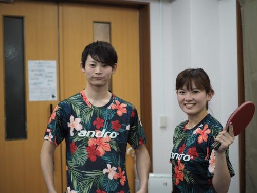 androフルデザインTシャツ!スタッフも着ています♪