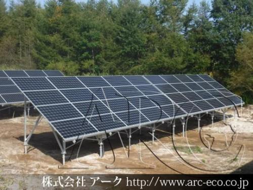「厚真町」太陽光設置工事現場情報を更新!