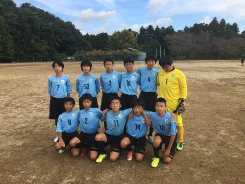 U13・LADIES 東日本復興支援リーグvsフェリッサ