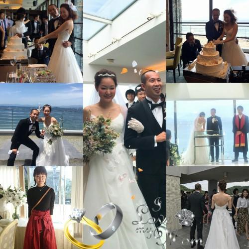 スケープスザスィート葉山で結婚式☆
