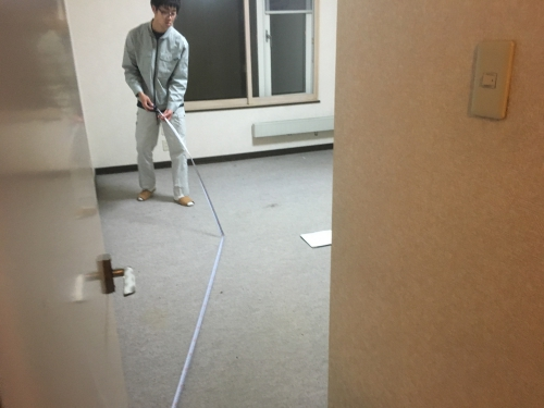 札幌市リフォーム工房楽人 内装工事