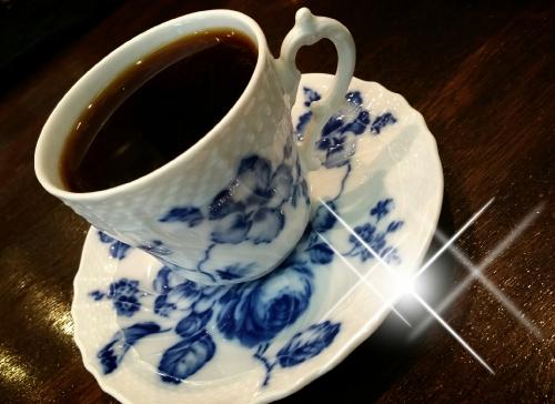 今日のコーヒカップ!