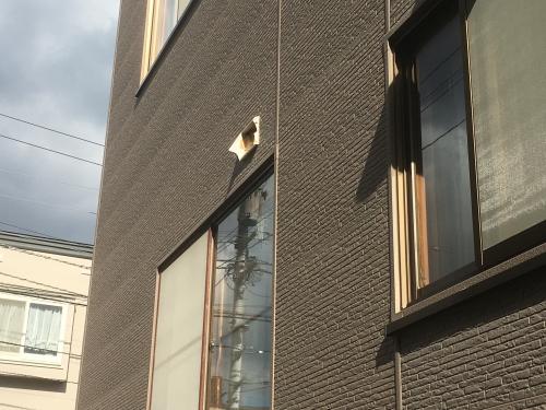 札幌市リフォーム工房楽人 東区外装工事