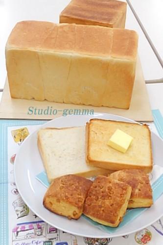 カルチャースクールの食パンレッスン