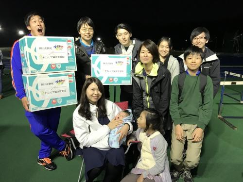 新井涼平選手おめでとうございます!
