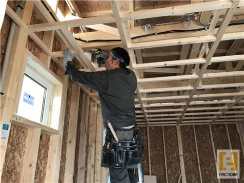 アークホーム一級建築士事務所♪新築注文住宅♪棟梁の熟練技!