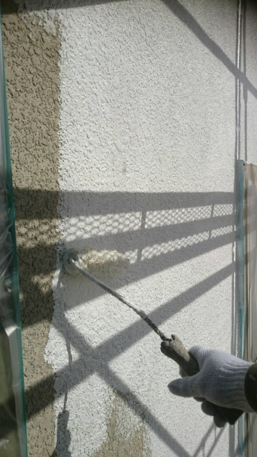 青葉区美しが丘西H様邸屋根外壁塗装工事