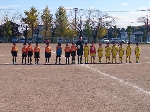 U-9チャレンジカップ:FCポルターラ