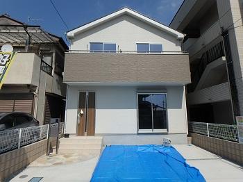 今羽駅徒歩7分 さいたま市北区吉野町 新築 2,680万円