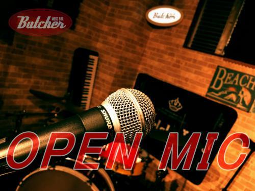 11/16 OPEN MIC