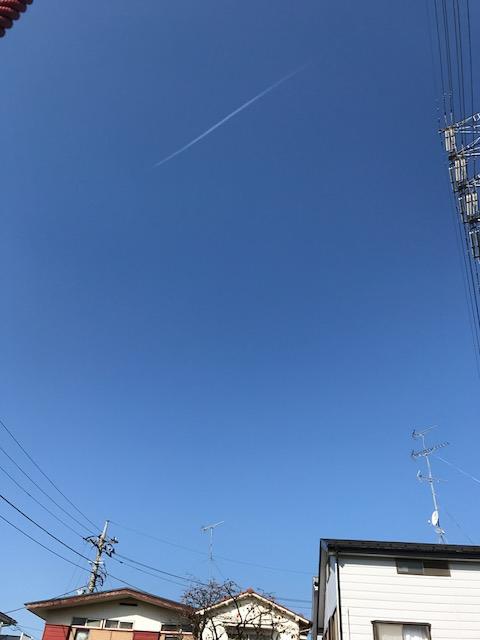 飛行機!!  託児所・駅近